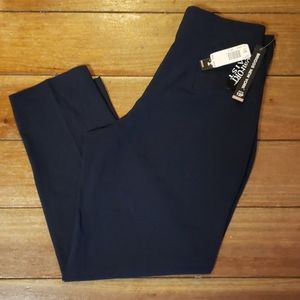 NWTBriggs New York Navy Comfort Waist Pants